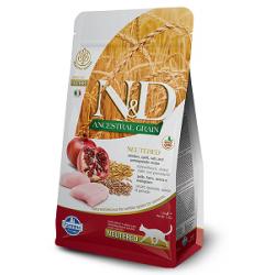 FARMINA N&D CAT LOW GRAIN NEUTERED 0.3kg